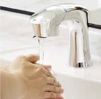 水洗 手洗い